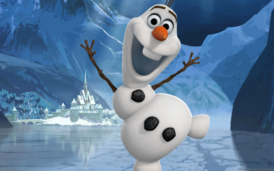 Frozen's Olaf the Snowman