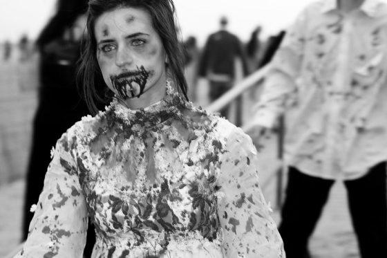 Asbury Park Zombie Walk 2010 (File licensed under the Creative Commons Attribution 2.0 Generic license)